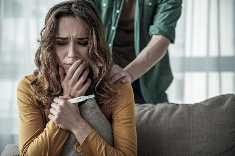 Vì một lí do nào đó, nhiều chị em quyết định phá thai khi có thai 2 tuần