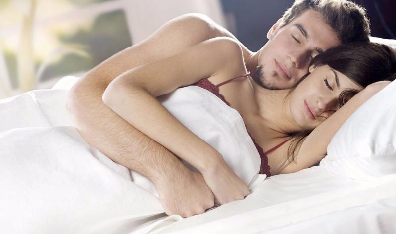 Yêu trong thời gian mang thai sẽ giúp mẹ cải thiện chất lượng giấc ngủ