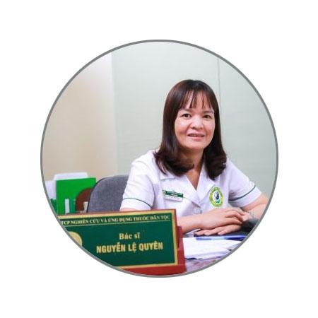 Bác sĩ Nguyễn Thị Lệ Quyên