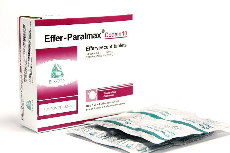 Effer-paralmax® là thuốc gì?