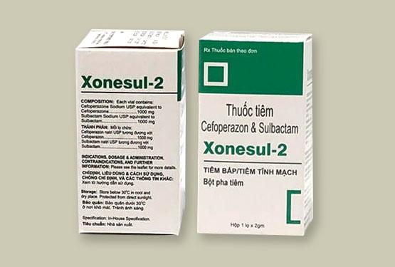 Thuốc Xonesul