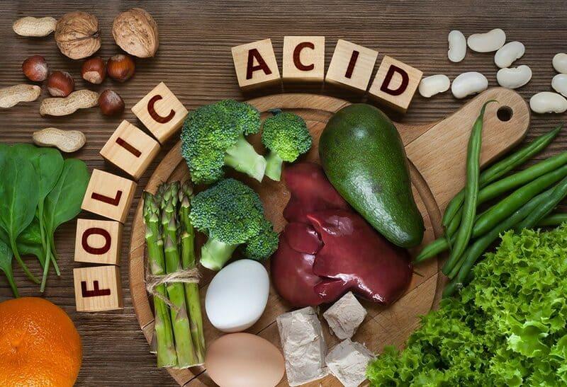 Ăn gì trước khi làm thụ tinh ống nghiệm: Thực phẩm giàu axit folic