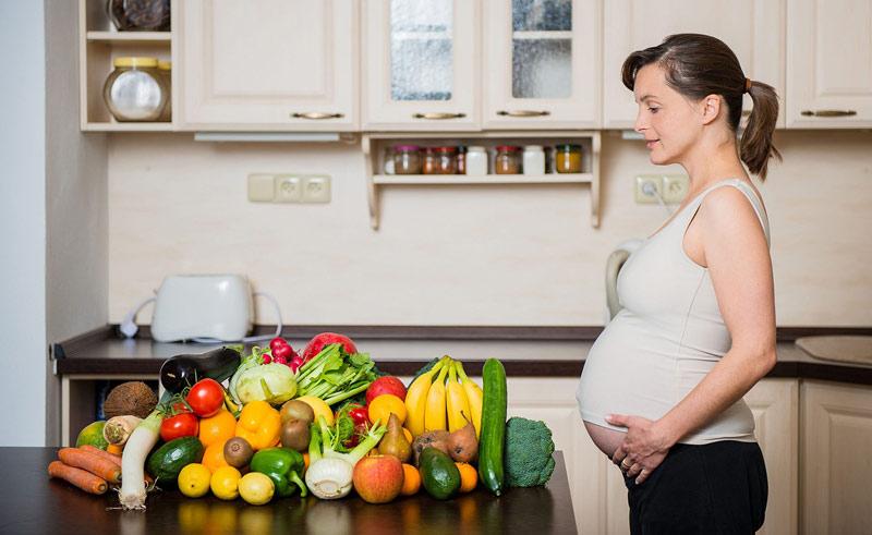 Ăn thường xuyên các thực phẩm chứa axit folic sẽ rất tốt cho thai nhi