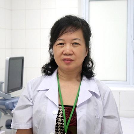 Bác sĩ Nguyễn Thị Tuyết Mai