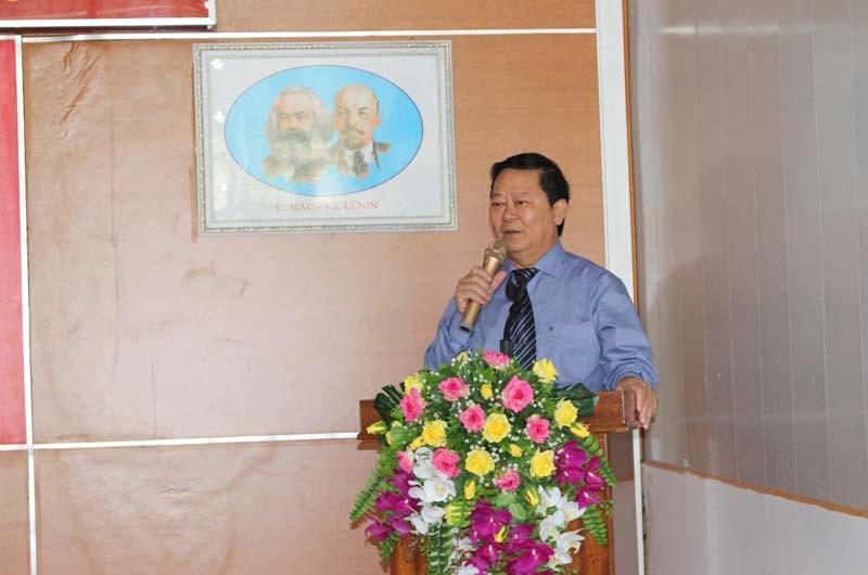 Bác sĩ chuyên khoa II Nguyễn Trường Giang - Giám đốc bệnh viện