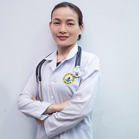 Bác sĩ Đặng Thị Nhân Tâm