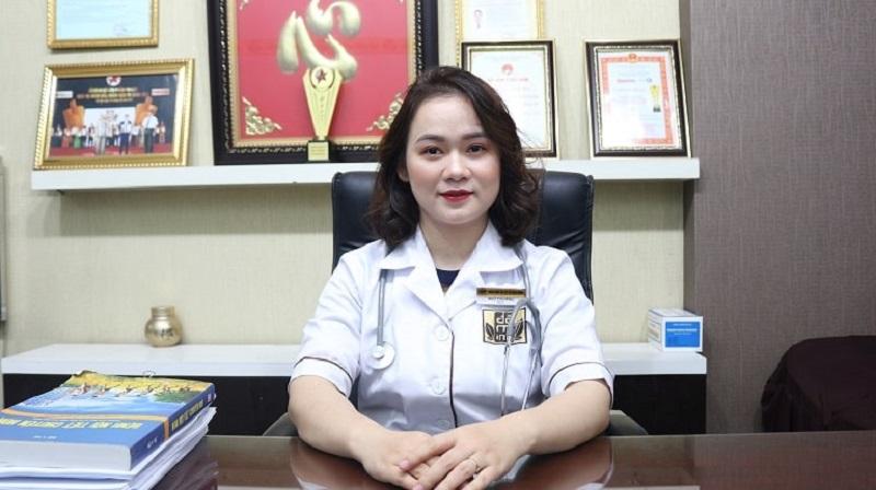 BS Ngô Thị Hằng - Chuyên khám chữa các bệnh phụ khoa tại nhà thuốc Đỗ Minh Đường