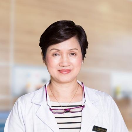 Bác sĩ Nguyễn Thị Tân Sinh