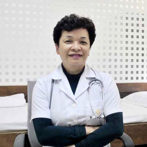 Bác sĩ Phạm Thị Quỳnh