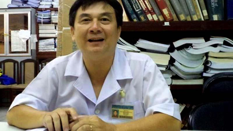 Bác sĩ Phạm Xuân Dũng - Giám đốc Bệnh viện Ung bướu Sài Gòn