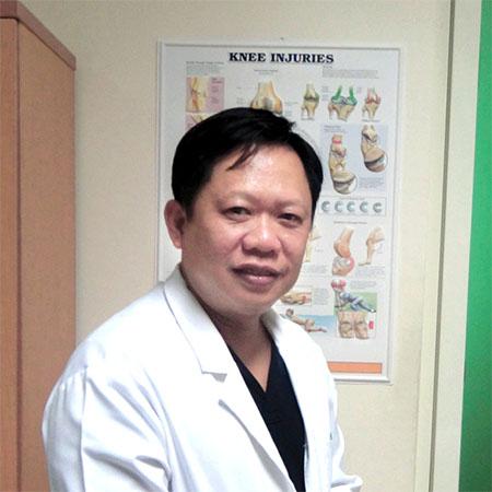 Bác sĩ Phan Vương Huy Đổng