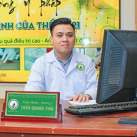 Bác sĩ Trần Quang Thái