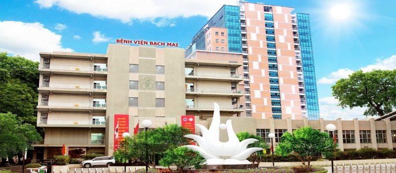 Bệnh viện Bạch Mai (Hà Nội) là địa chỉ chữa gai khớp gối