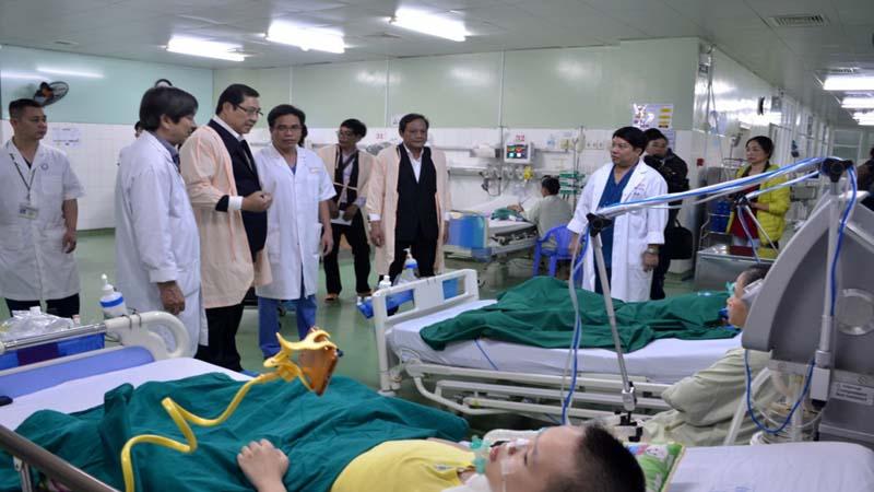 Bệnh viện khám từ thứ Hai đến thứ Bảy hàng tuần