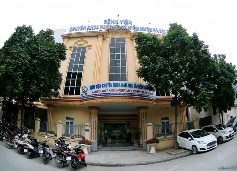 Bệnh viện Nam Học dược thành lập vào năm 2009