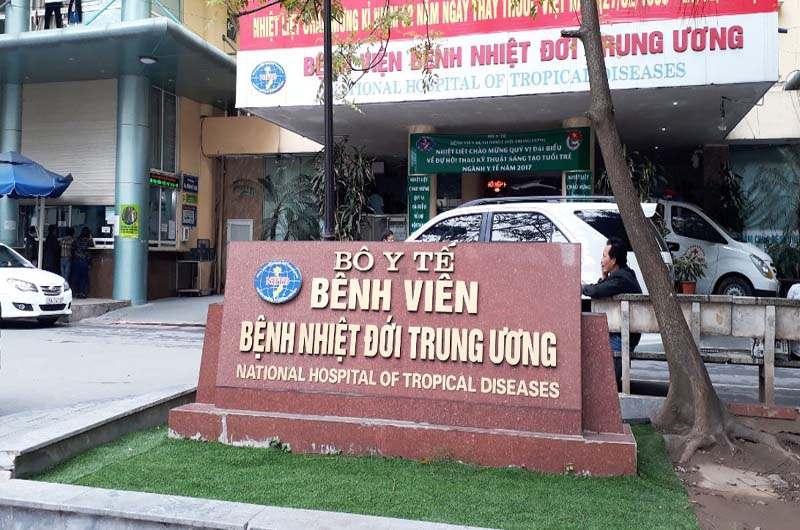 Bệnh viện Nhiệt đới Trung ương hay còn gọi là Bệnh viện Nhiệt đới
