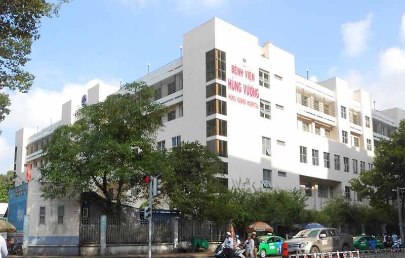 Bệnh viện Phụ sản Hùng Vương là bệnh viện chất lượng tại phía Nam
