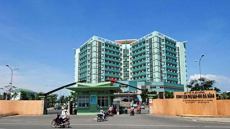 Bệnh viện Phụ sản Nhi Đà Nẵng là bệnh viện chuyên khoa hạng I