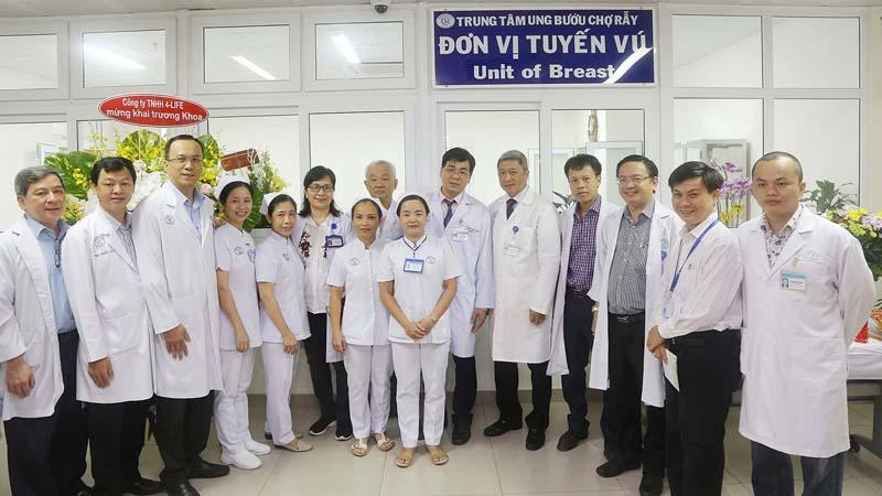 Bệnh viện sở hữu đội ngũ y bác sĩ có chuyên môn cao