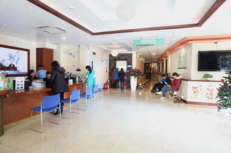 Bệnh viện Thu Cúc là bệnh viện đa khoa uy tín tại Hà Nội