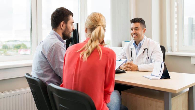 Bệnh viện tiếp nhận khám và điều trị các bệnh về sản khoa và nhi khoa
