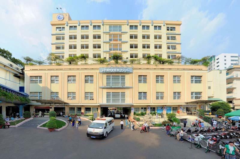 Bệnh viện Từ Dũ là bệnh viện hàng đầu về sản phụ khoa