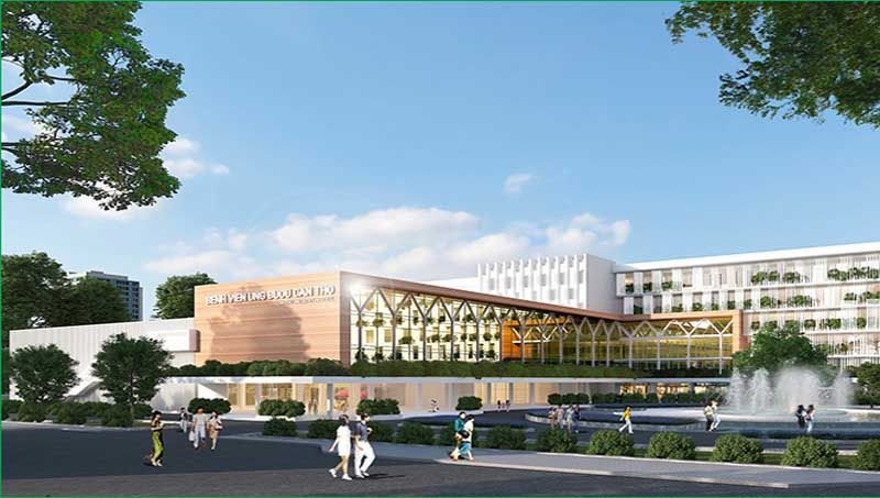 Bệnh viện Ung bướu Cần Thơ là bệnh viện chuyên khoa hạng I của thành phố