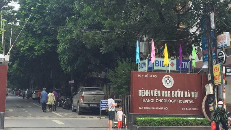 Bệnh viện Ung bướu Hà Nội là bệnh viện chuyên khoa đầu ngành tại thành phố