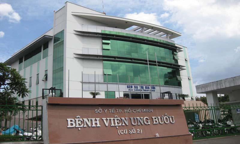 Bệnh viện Ung bướu Sài Gòn là bệnh viện chuyên khoa hạng I