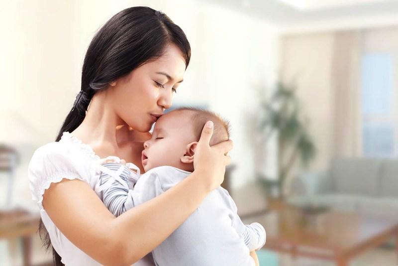 Các mẹ nên tránh bị ốm sau sinh mổ