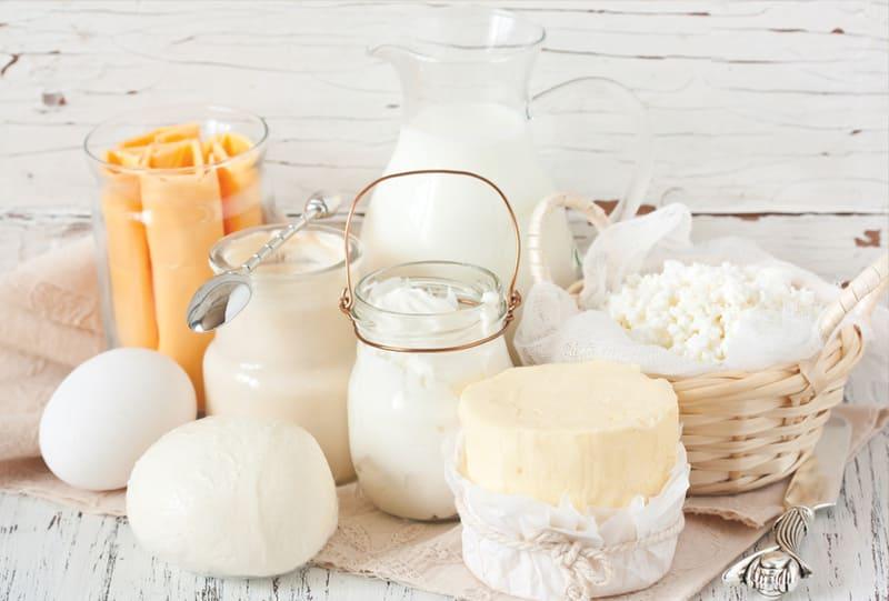 Các sản phẩm từ sữa tốt cho mẹ sau sinh mổ
