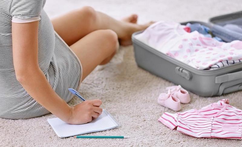 Cần chuẩn bị đầy đủ trước khi sinh