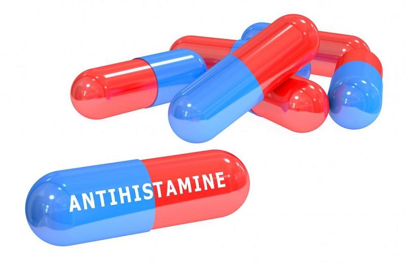Chữa mề đay mãn tính bằng thuốc Tây thường sử dụng những loại thuốc kháng Histamine
