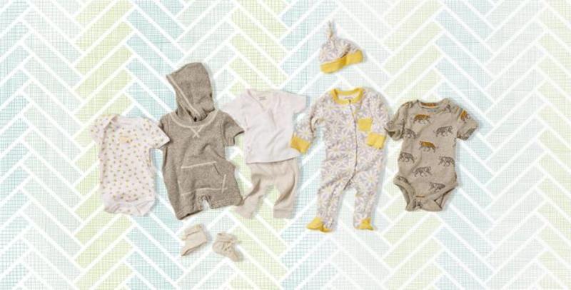Chuẩn bị đồ sơ sinh mùa hè cho bé nên chọn đồ vải cotton