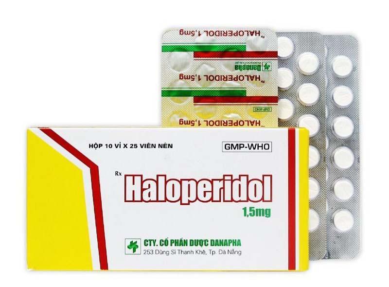 Công dụng của thuốc Haloperidol là gì?