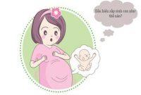 Dấu hiệu sắp sinh conDấu hiệu sắp sinh con