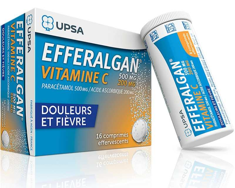 Efferalgan Vitamin C® là thuốc gì?