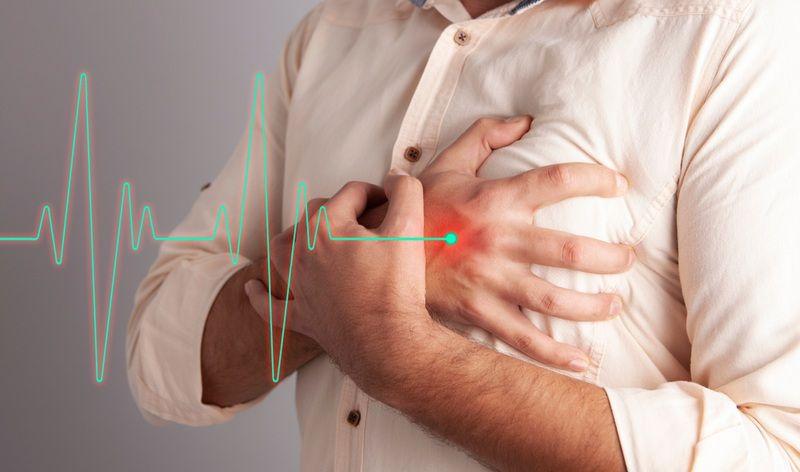 Gadoterate meglumine có thể gây ra tác dụng phụ là rối loạn nhịp tim