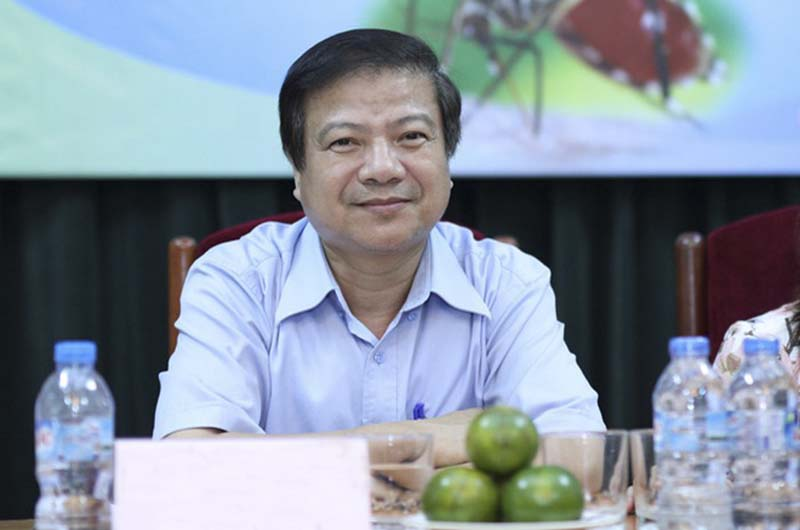 Giáo sư, Tiến sĩ Nguyễn Văn Kính - Giám đốc bệnh viện