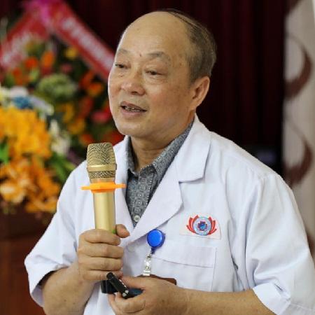 GS. TS Cao Minh Châu, bác sĩ cao cấp về hồi phục chức năng