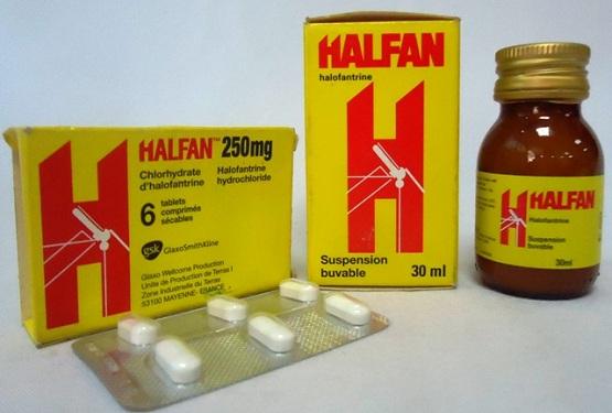 Halofantrine