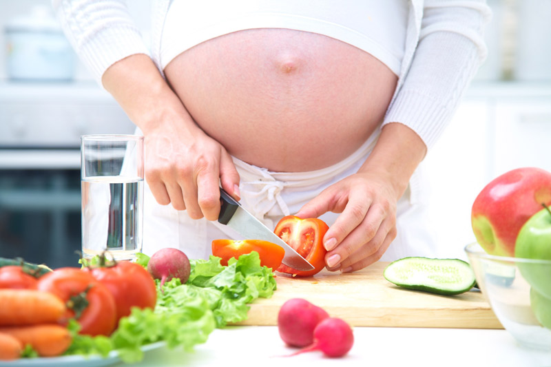 Mang thai tháng thứ 5 nên ăn gì là vấn đề quan trọng với mẹ bầu