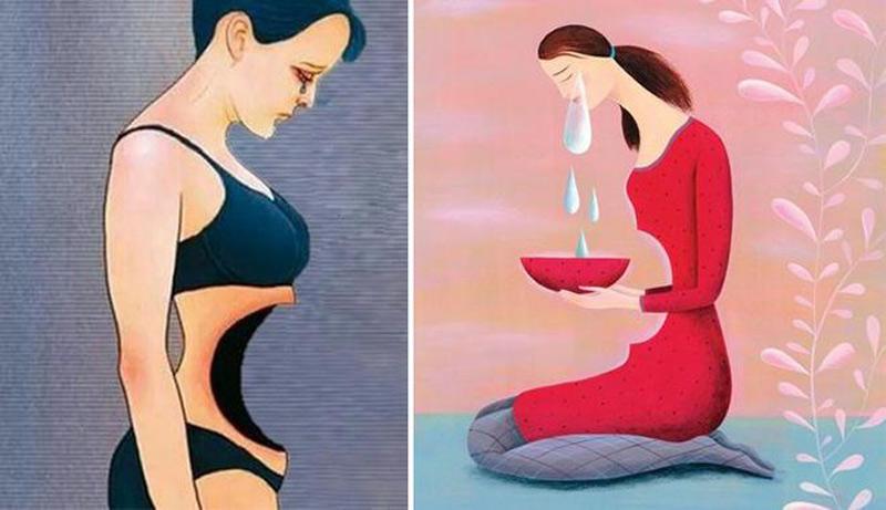 Mang thai tháng thứ 6 bị đau bụng dưới có thể là dấu hiệu sảy thai