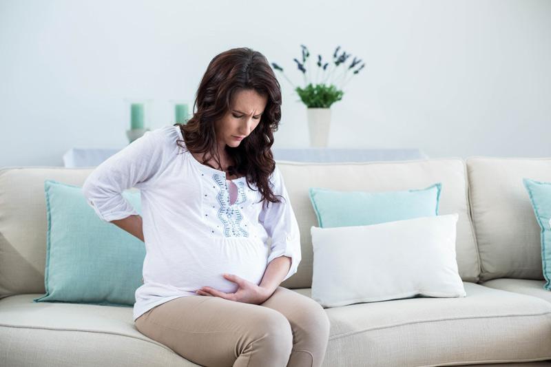 Mang thai tháng thứ 7 hay bị đau bụng dưới là hiện tượng nguy hiểm