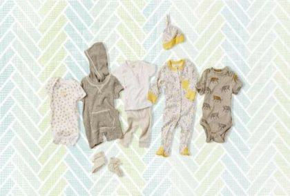 Nên chọn đồ vải cotton cho bé