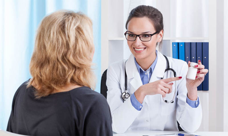 Nên uống thuốc theo đúng liều lượng mà bác sĩ chỉ định