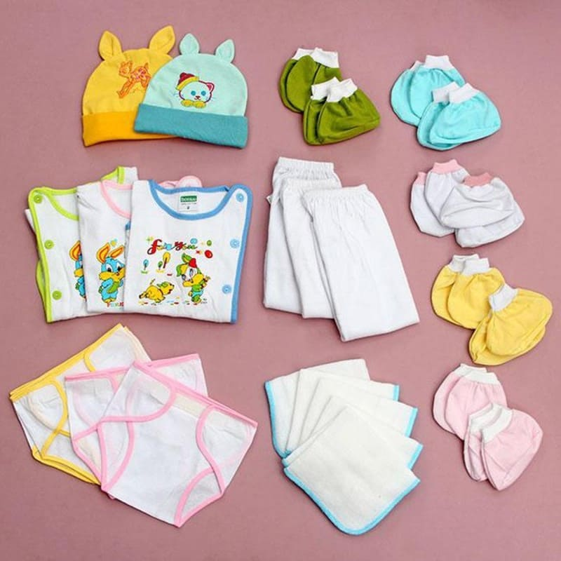 Những đồ cần thiết cho trẻ sơ sinh
