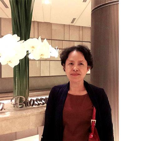 PGS.TS Lê Hồng Cẩm