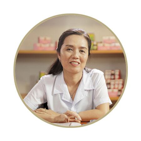 PGS. TS Nguyễn Thị Diệu Thúy