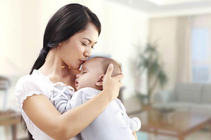 Sinh con rạ mẹ có những thay đổi nhất định